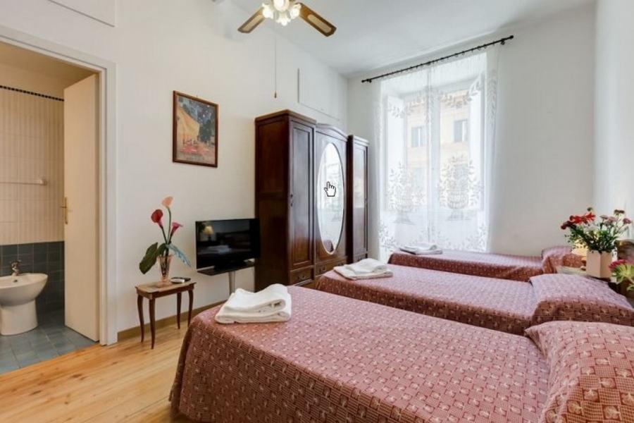 Zimmer im Zentrum von Rom - B&B Cavour